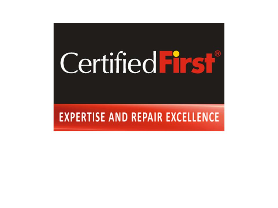 Certified First